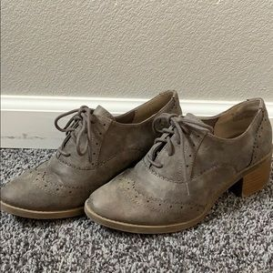 Vintage Maurices Ankle Booties